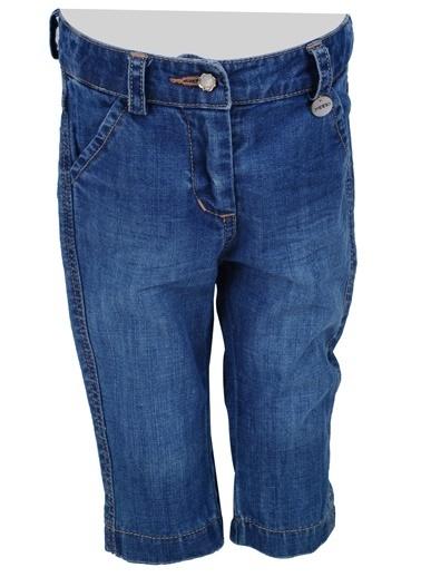 Mininio Denim şık Düðmeli Kot Pantolon (6ay-4yaş) Denim şık Düðmeli Kot Pantolon (6ay-4yaş) Renkli